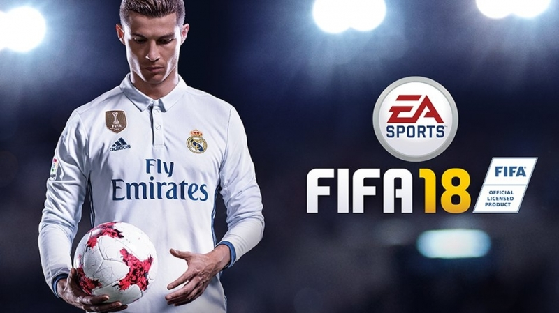 FIFA 18 карьера на легендарной сложности.