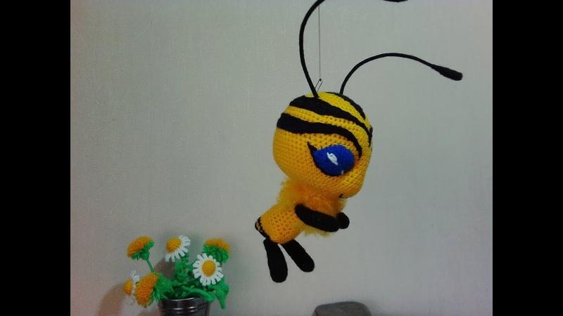 Квами Пчела из Леди Баг и Супер Кот, ч.1. Kwami Bee from Lady Bug and Super Cat, р. 1.
