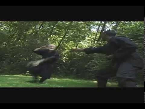 Стивен Хайес - Тогакурэ-рю сэнбан сюрикэндзюцу (полный фильм)