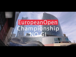 SOON!!!! ACB JJ EUROPEAN OPEN CHAMPIONSHIP NO GI