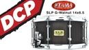 Tama SLP G Walnut Snare Drum 14x6 5 Video Demo