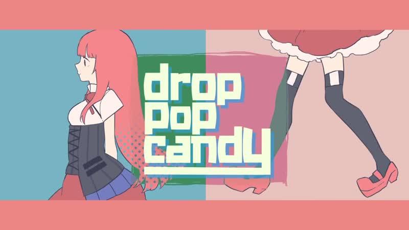 Vocaloid 【Rin * Luka】 - Drop Pop Candy [rus sub]