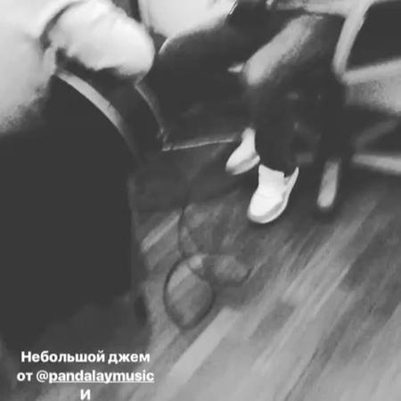 """Vlad Topalov on Instagram: """"Нет ничего лучше , чем это ощущение просто музыки .....джемим с моими друзьями .... @pandalaymusic @tamerlansa @ardel..."""