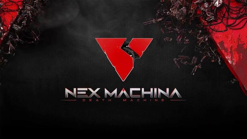 Nex Machina Cosmic Hero Soundtrack OST