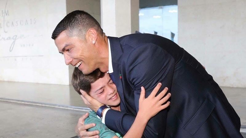 Cristiano Ronaldo - Respect Moments