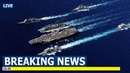 US deploying bombers and aircraft carrier in the Middle East as show of 'unrelenting force'