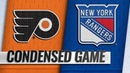 09 19 18 Condensed Game Flyers @ Rangers