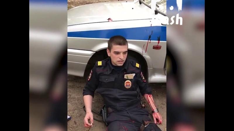 Полицейский застрелил велосипедного вора после того, как грабитель ранил копа