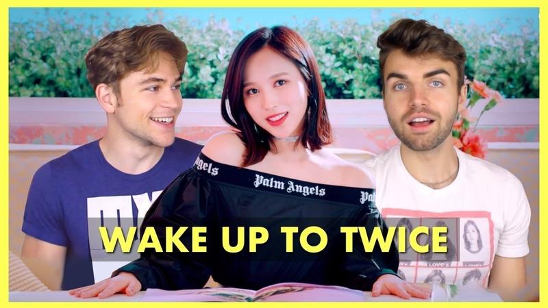TWICE「Wake Me Up」Music Video - Woke Fanboys React!