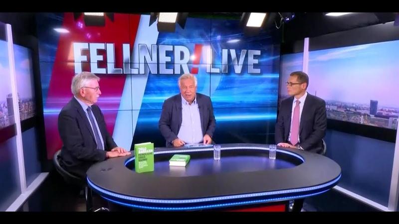 Fellner! Live: Sarrazin Köppel im Interview