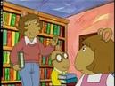 Arthur - D W 's Library Card Arthur's Big Hit