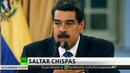 Maduro explica por primera vez qué ocurre en el país en torno al masivo corte de electricidad
