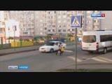 Большинство дорожных переходов в Саратове не соответствует стандарту