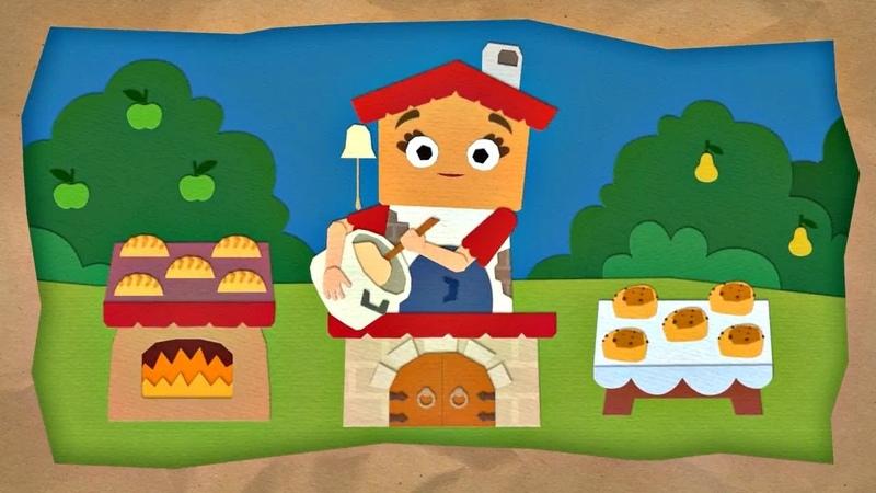 Домики - Пекарня (31 серия)   Мультики про домики