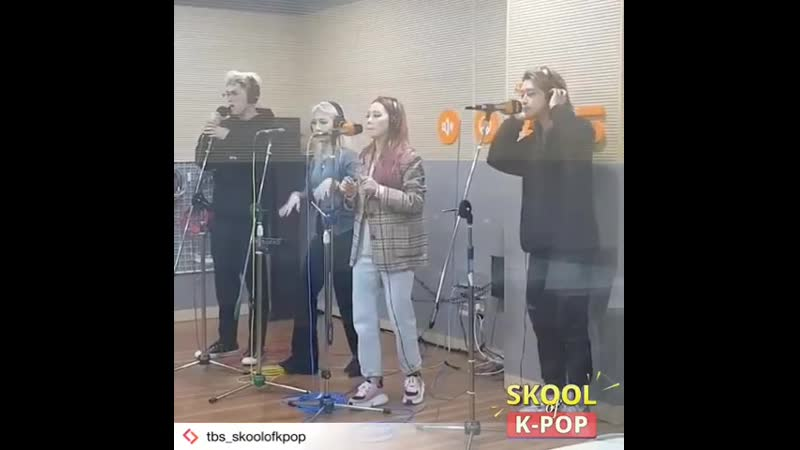 Repost from @tbs skoolofkpop ⠀⠀⠀ You guys asked for it and Skool of Kpop delivered Last week's New Kids were the legendary