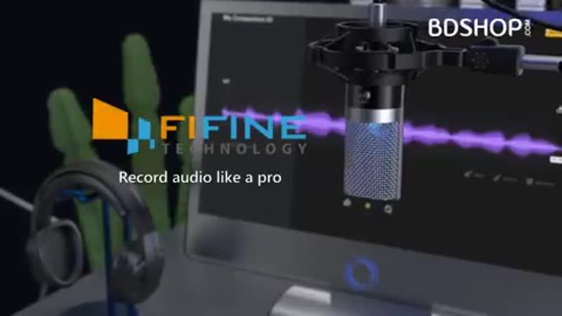 USB микрофон FIFINE K670 для ПК