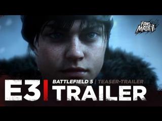 ENG | Тизер-трейлер: «Battlefield 5» | E3 2018
