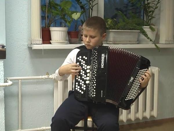 Шаповалов Михаил - Весёлый музыкант В. Фоменко