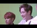 FANCAM I miss you, Minwoo-oppa Time Leap promotion