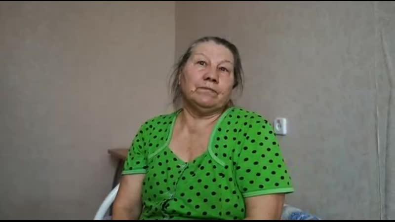 Репортаж Как в Туймазах пенсионерка объявила голодовку отказываясь переселяться из ветхого жилья