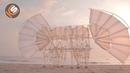 Пляжные животные Шагающие скульптуры Тео Янсена