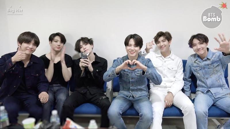[BANGTAN BOMB] Last day of FAKE LOVE stage @ Ingigayo - BTS (방탄소년단)