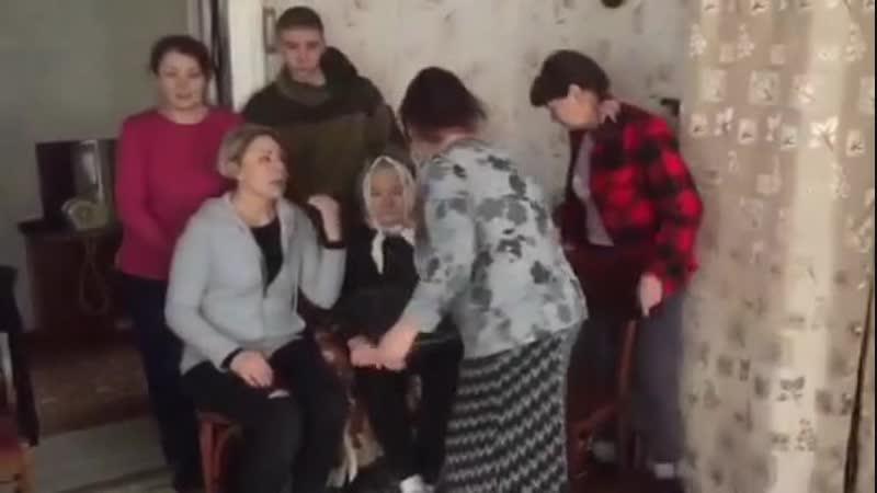 Прохоровка.45 лет спустя, приехала к родственникам