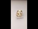 Новые золотые обручальные кольца Cartier