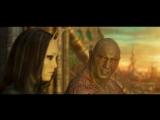Дракс и Мантис Стражи Галактики (хорошее настроение, юмор, смешное видео, отрывок фильма, комедия, душа, звездный лорд, смех).