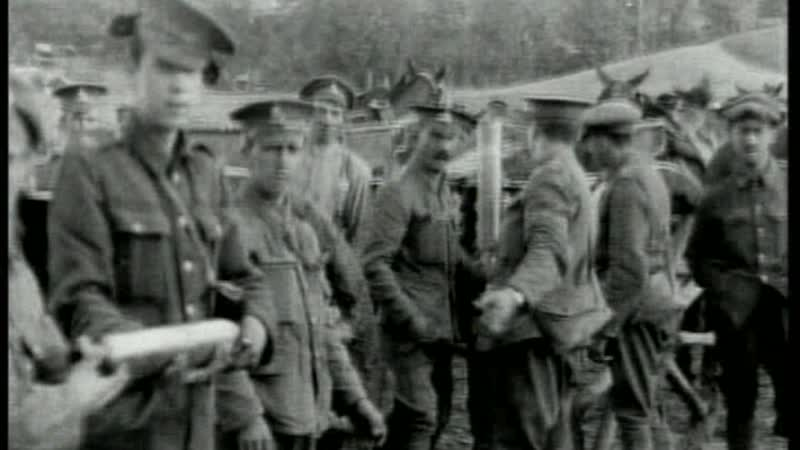 Первая мировая война 1914 - 1918 (4 серия).