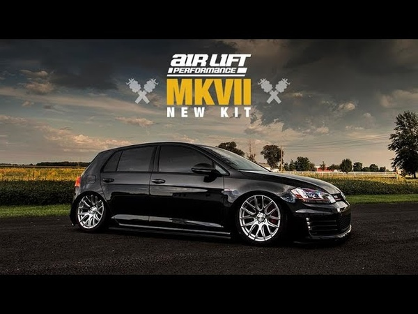 NEW MKVII kits from Air Lift Performance