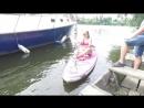 Габриэла Коукалова приглашает на водный фестиваль в Праге