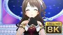 「デレステ 8K60fps MV」Onegai Cinderella 8K Recording Test