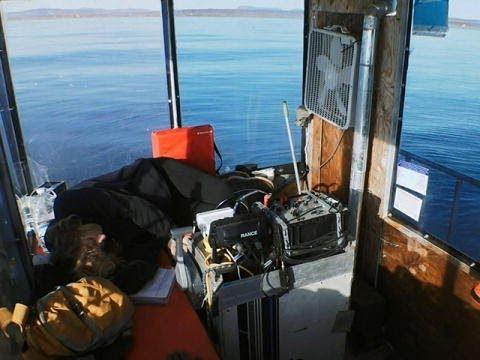 Золотая лихорадка Берингово море Тихий убийца