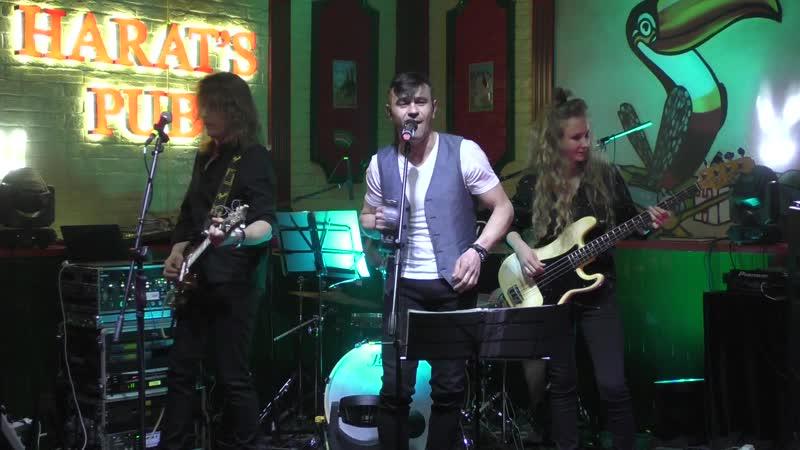HardPop cover banda - Sweet Home Alabama (Lynyrd Skynyrd cover) (Harat's Pub, Брянск, 20.04.2019)