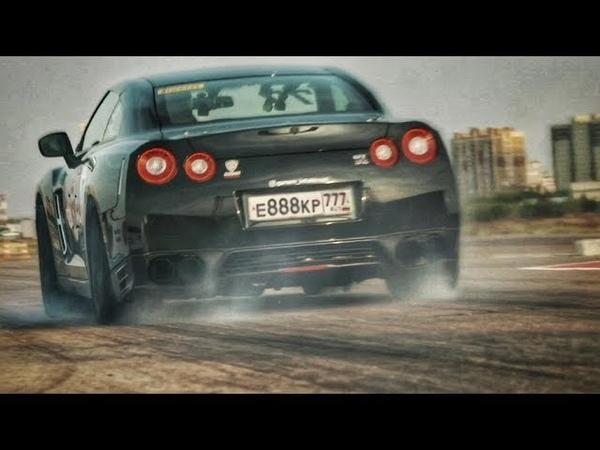 950 л.с. Nissan GT-R. Это конец. детство спартак holiday