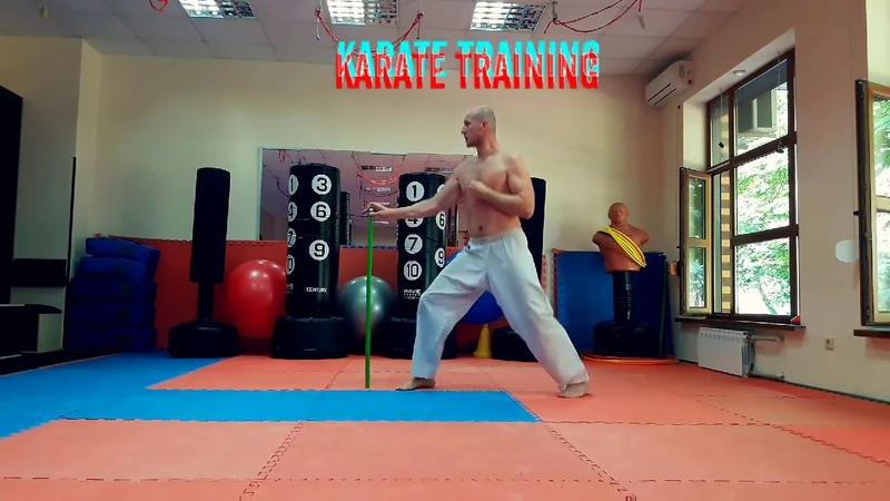 Методика тренировки скорости удара в каратэ. WKF. KARATE CLUB SKIF