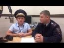 Юный инспектор обратился к участникам движения в эфире Авторадио Петрозаводск 103 1 FM