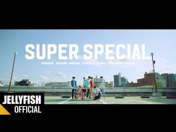 [지금부터 베리베리해 OST] VERIVERY - Super Special Official MV