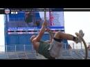 2018 CrossFit Games _ Age Group Yoke and Rope (16-17 u0026 35-49)