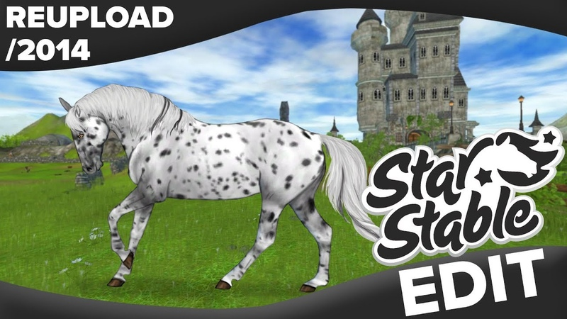 Cantering Appaloosa | Star Stable Speed Edit ✍️ (Reupload 2014)