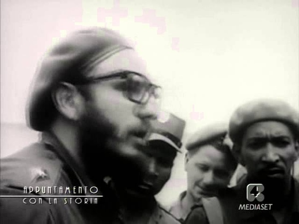 Appuntamento Con La Storia-La Guerra Fredda-La Crisi Di Cuba(1959-1962)