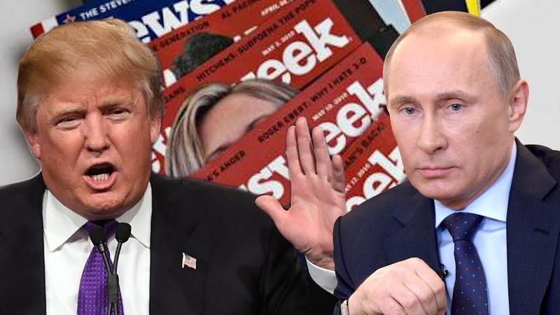 US Intel Caught Pushing Putin-Trump Conspiracy Theory - NewWorldNextWeek