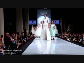 Наши модели в Москве в показе Lezardi на Estet Fashion Week 13 11 2015