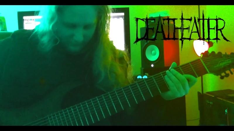 Death Eater UNRELEASED Guitars Compilation