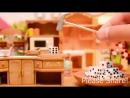 Еда из мини-костей - Миниатюра mini-asmr, ASMR, toy, stopmotion animation