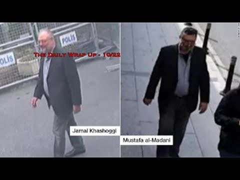 SaudiUS Khashoggi Cover Up Exposed, US Satisfied With Civilian Deaths NYPD Body Cameras Removed