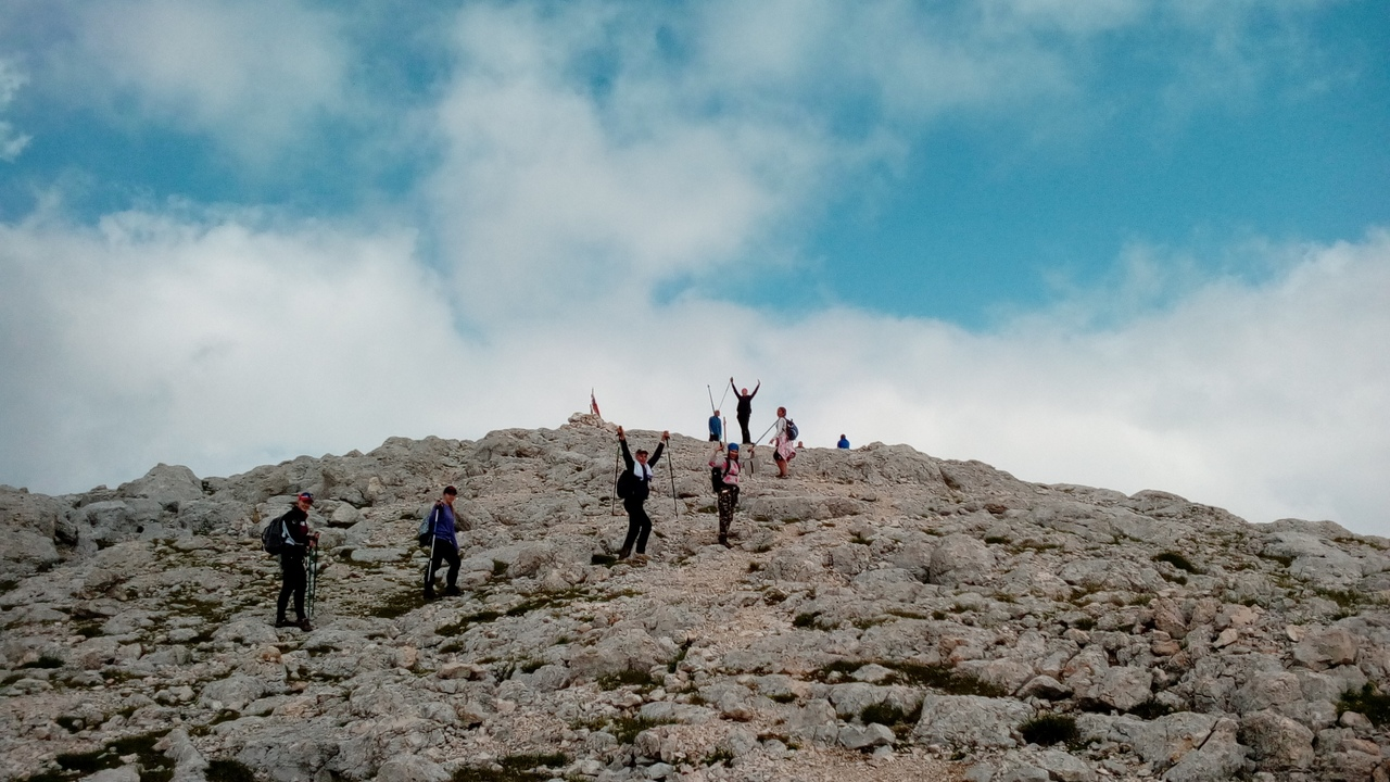 Афиша Краснодар 22 сентября - Лаго-Наки, Гора Оштен 2804 м
