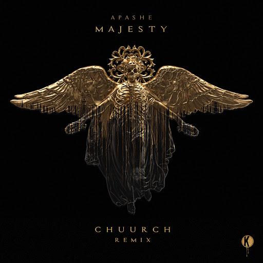 Apashe альбом Majesty (Chuurch Remix)