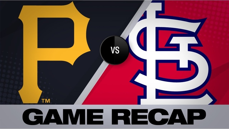 Morans single in 9th pushes Bucs past Cards | Pirates-Cardinals Game Highlights 71619